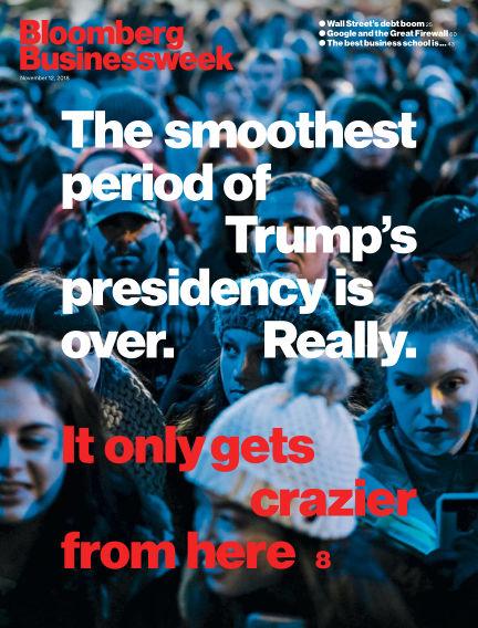 Bloomberg Businessweek Europe November 09, 2018 00:00
