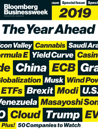 Bloomberg Businessweek Europe Nov 19 2018
