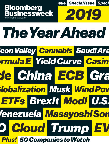 Bloomberg Businessweek Europe November 16, 2018 00:00