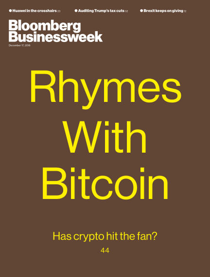 Bloomberg Businessweek Europe December 14, 2018 00:00