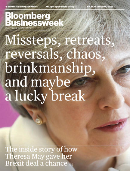 Bloomberg Businessweek Europe March 08, 2019 00:00