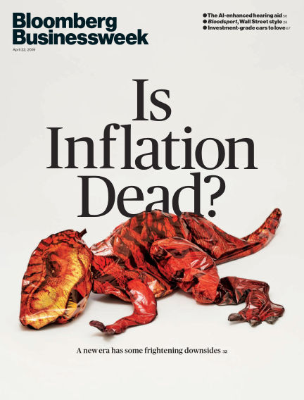 Bloomberg Businessweek Europe April 19, 2019 00:00