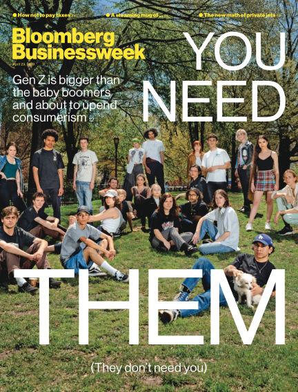 Bloomberg Businessweek Europe April 26, 2019 00:00