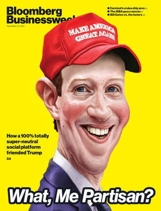 Bloomberg Businessweek Europe September 21 2020