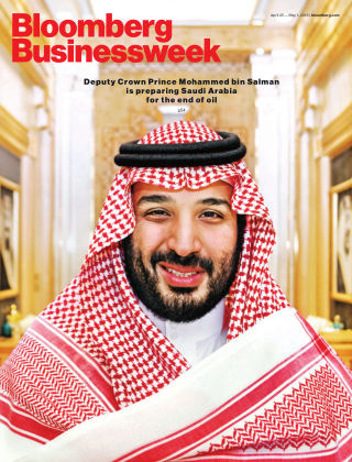 Bloomberg Businessweek Asia #18 2016