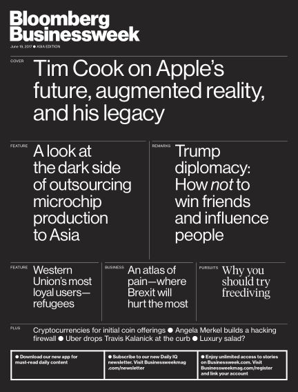 Bloomberg Businessweek Asia June 16, 2017 00:00