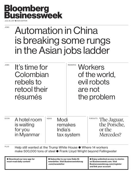 Bloomberg Businessweek Asia June 23, 2017 00:00
