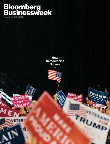 Bloomberg Businessweek Asia August 25, 2017 00:00