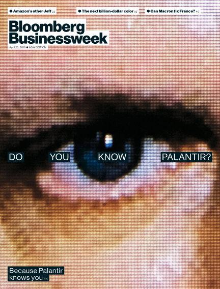 Bloomberg Businessweek Asia April 20, 2018 00:00