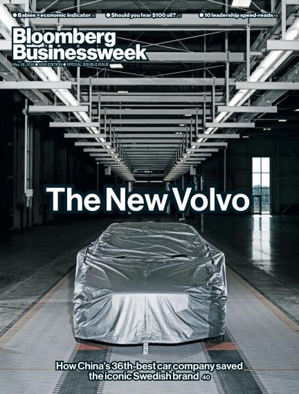 Bloomberg Businessweek Asia May 25, 2018 00:00