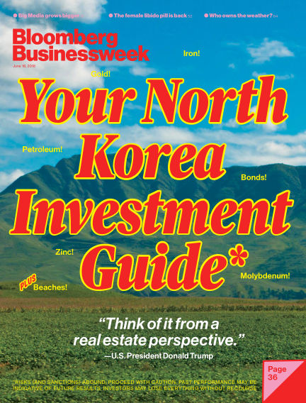 Bloomberg Businessweek Asia June 15, 2018 00:00