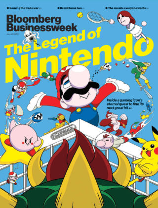 Bloomberg Businessweek Asia Jun 25 2018