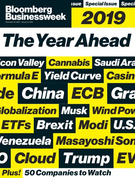 Bloomberg Businessweek Asia November 16, 2018 00:00