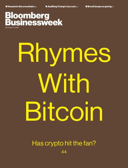 Bloomberg Businessweek Asia December 14, 2018 00:00