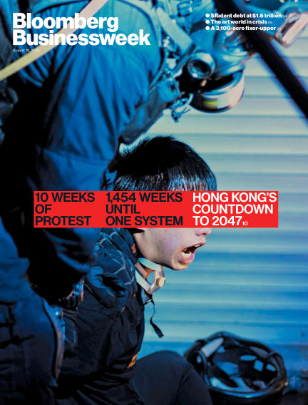 Bloomberg Businessweek Asia August 16, 2019 00:00