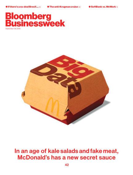 Bloomberg Businessweek Asia September 27, 2019 00:00
