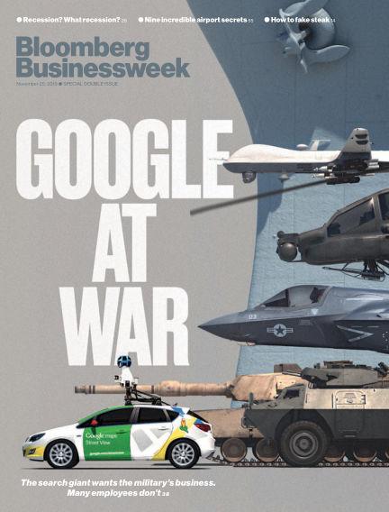 Bloomberg Businessweek Asia November 22, 2019 00:00
