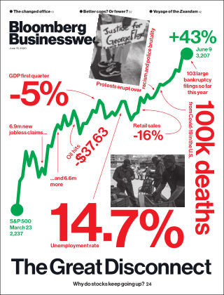 Bloomberg Businessweek Asia June 15 2020