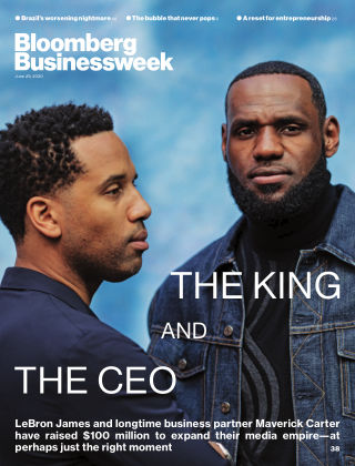 Bloomberg Businessweek Asia June 29 2020