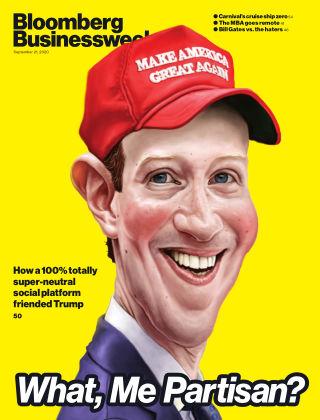 Bloomberg Businessweek Asia September 21 2020
