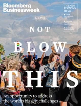Bloomberg Businessweek Asia November 16th 2020