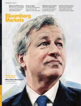 Bloomberg Markets Europe March 2016