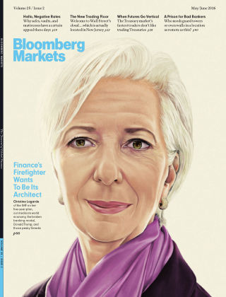 Bloomberg Markets Europe May 2016