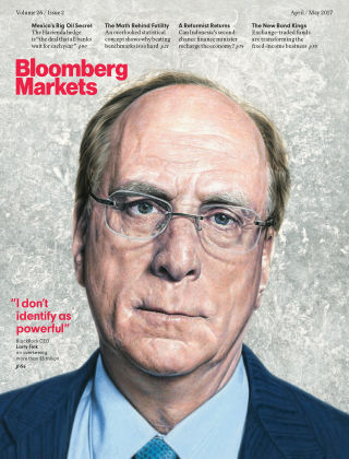 Bloomberg Markets Europe Apr-May 2017