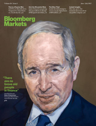 Bloomberg Markets Europe Jun-Jul 2017