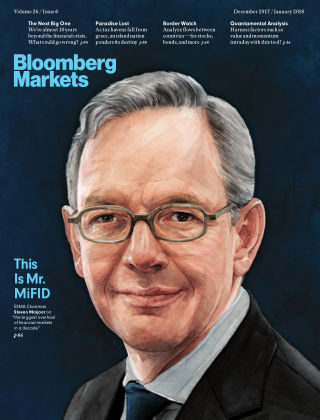 Bloomberg Markets Europe Dec-Jan 2018