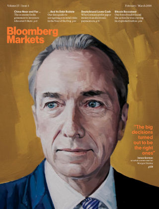 Bloomberg Markets Europe Feb-Mar 2018