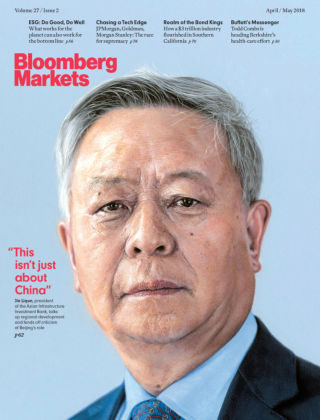 Bloomberg Markets Europe Apr-May 2018