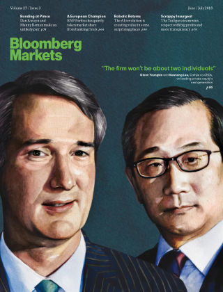 Bloomberg Markets Europe Jun-Jul 2018