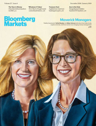 Bloomberg Markets Europe Dec-Jan 2019