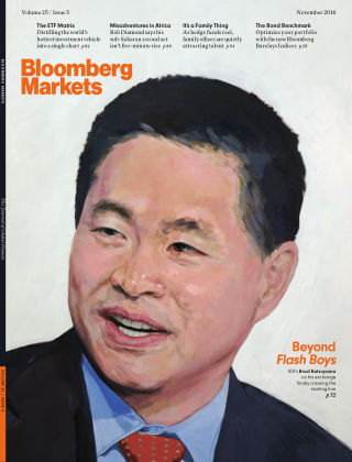 Bloomberg Markets Asia Asia Nov 2016