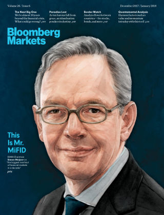 Bloomberg Markets Asia Dec-Jan 2018
