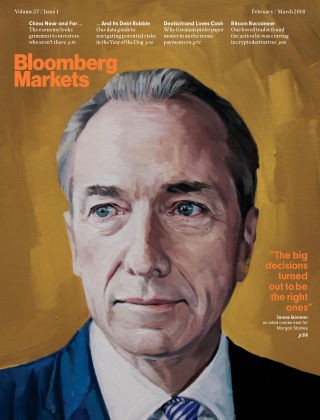 Bloomberg Markets Asia Feb-Mar 2018