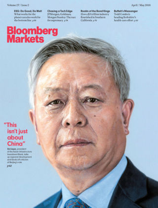 Bloomberg Markets Asia Apr-May 2018