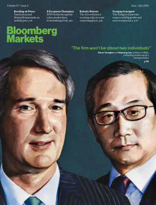 Bloomberg Markets Asia Jun-Jul 2018