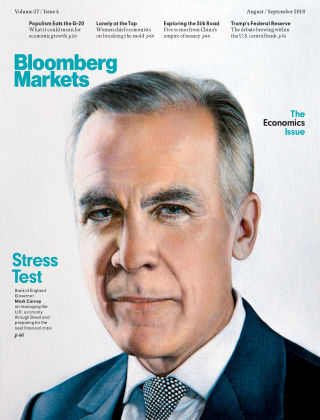 Bloomberg Markets Asia Aug-Sep 2018