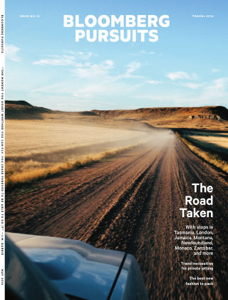 Bloomberg Pursuits Asia May 2016