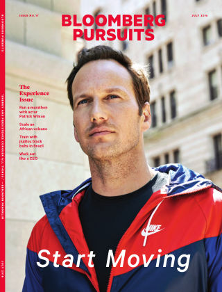 Bloomberg Pursuits Europe July 2016