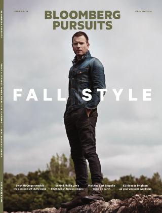 Bloomberg Pursuits Europe September 2016