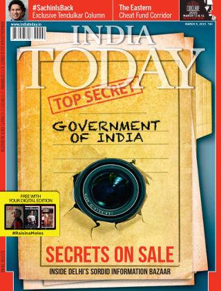 India Today 2015-03-09