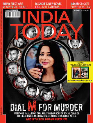 India Today 14th September 2015