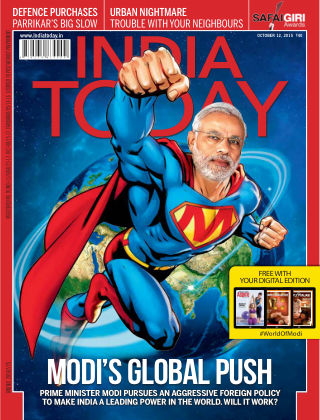 India Today 12th October 2015