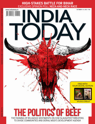 India Today 19th October 2015
