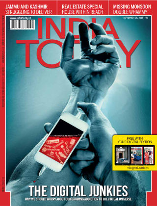 India Today 28th September 2015