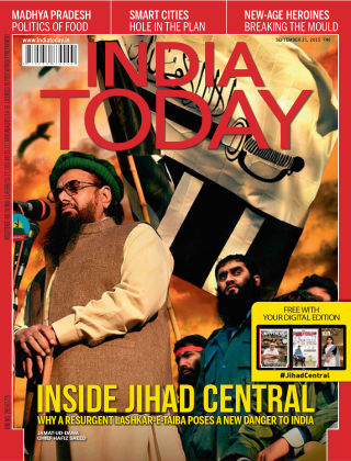 India Today 21st September 2015