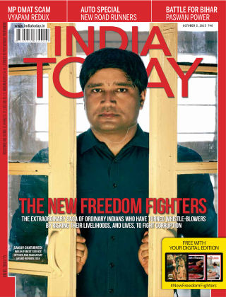 India Today 5th October 2015